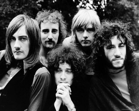 Peter Green's Fleetwood Mac Bus Palladium à Paris