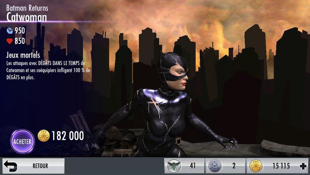 Injustice : grosse mise à jour...mais des bugs sur le nouveau mode multi-joueur