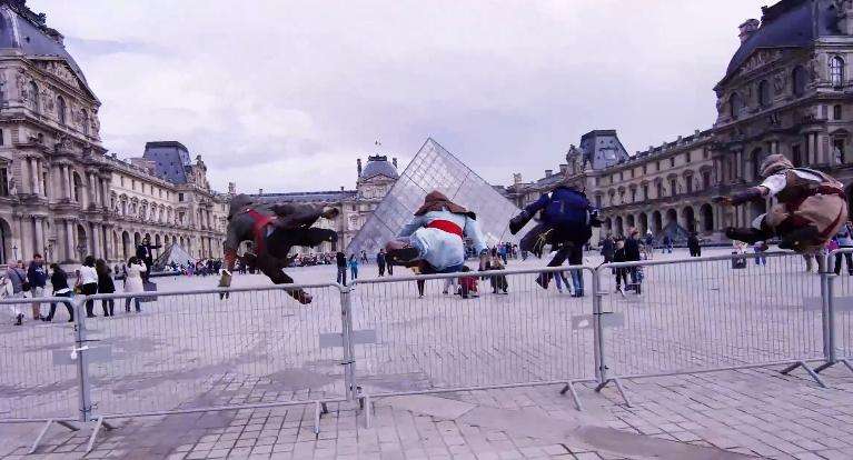 Assassin's Creed envahit Paris !!!