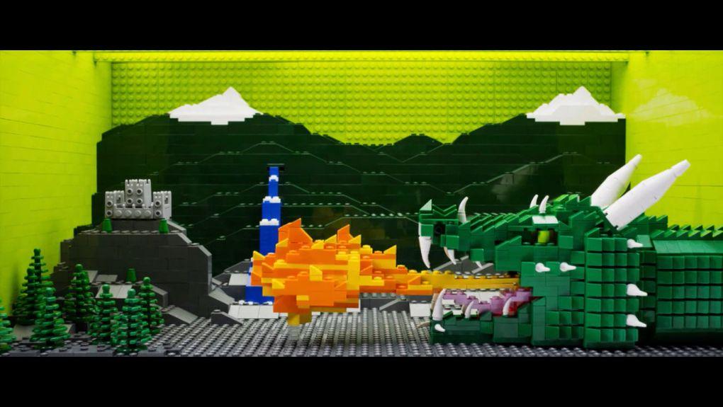L'art du générique de fin : voici celui de Lego Movie