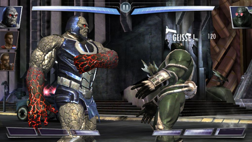 Injustice : nouveau mode défi disponible Doomsday Confinement