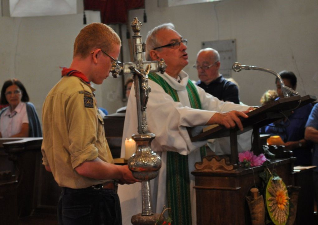 Messe de la moisson 2014