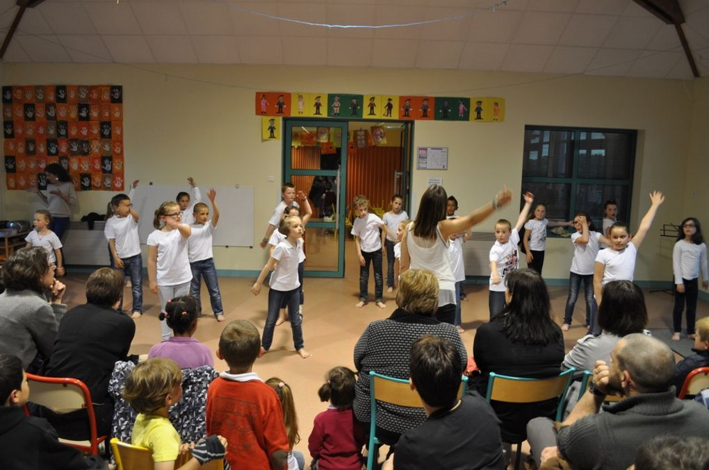 Chant et danse à l'école