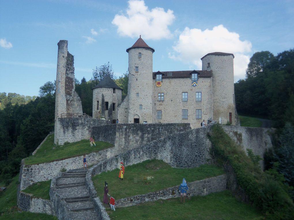 Vacances dans le Cantal