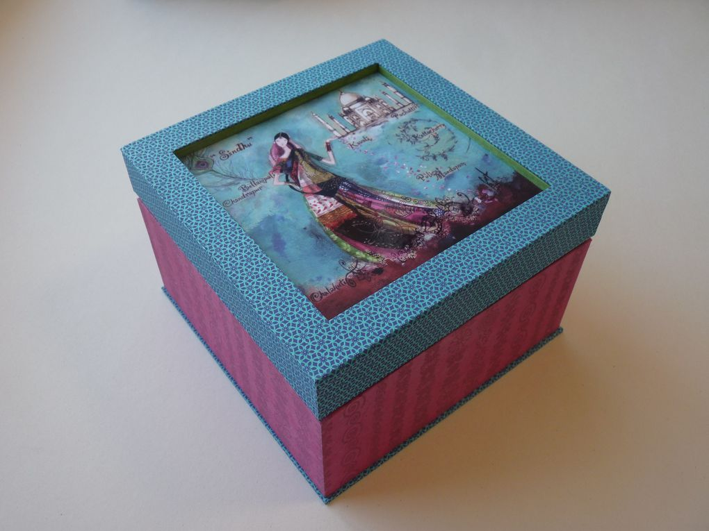 La boîte Riad.
