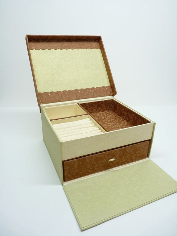 La boîte à bijoux.