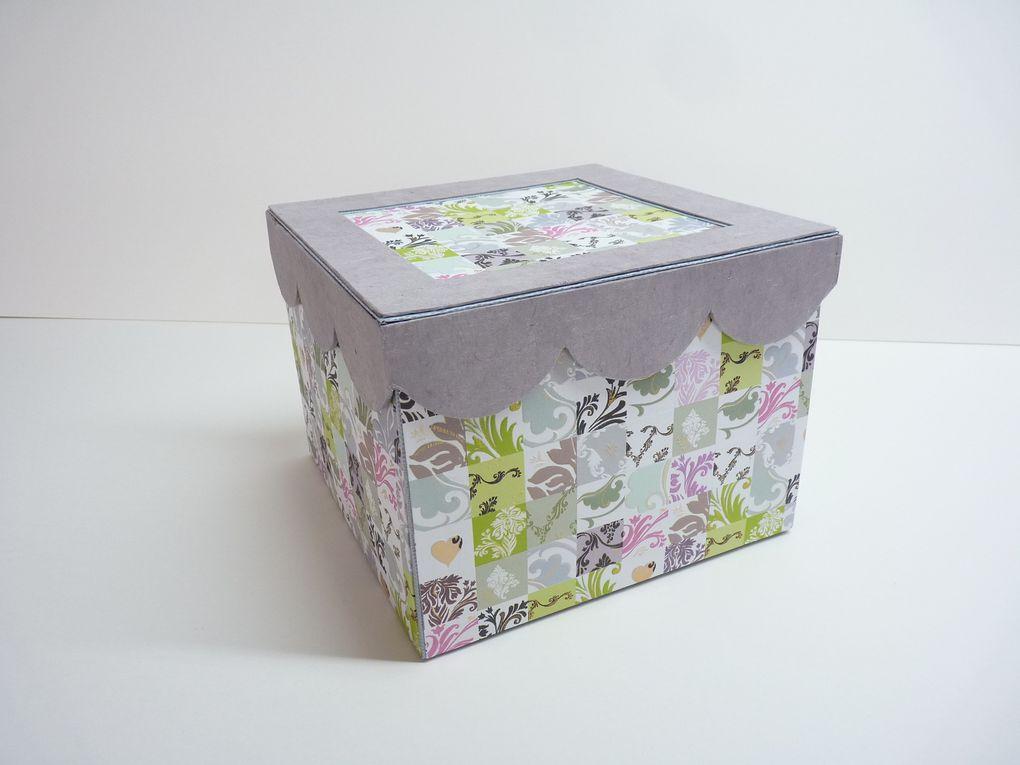 La boîte Taïga.