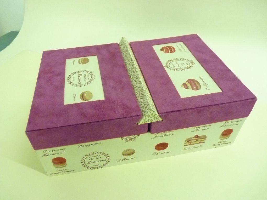 La boîte Toblerone.