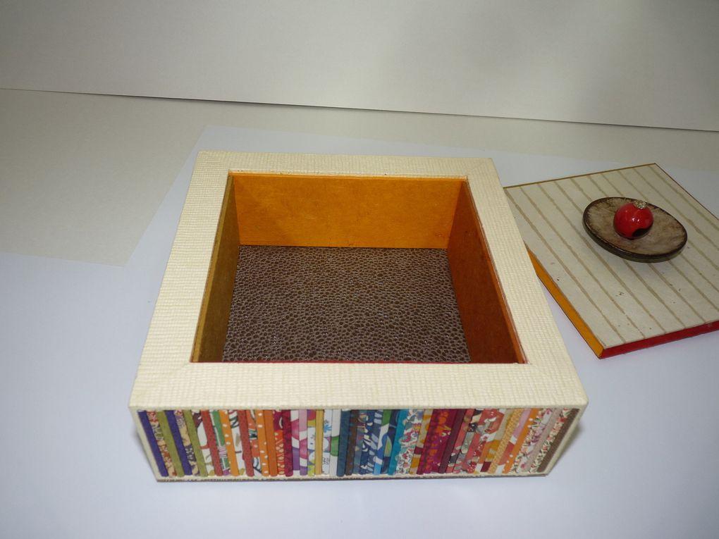 La boîte Patchwork.