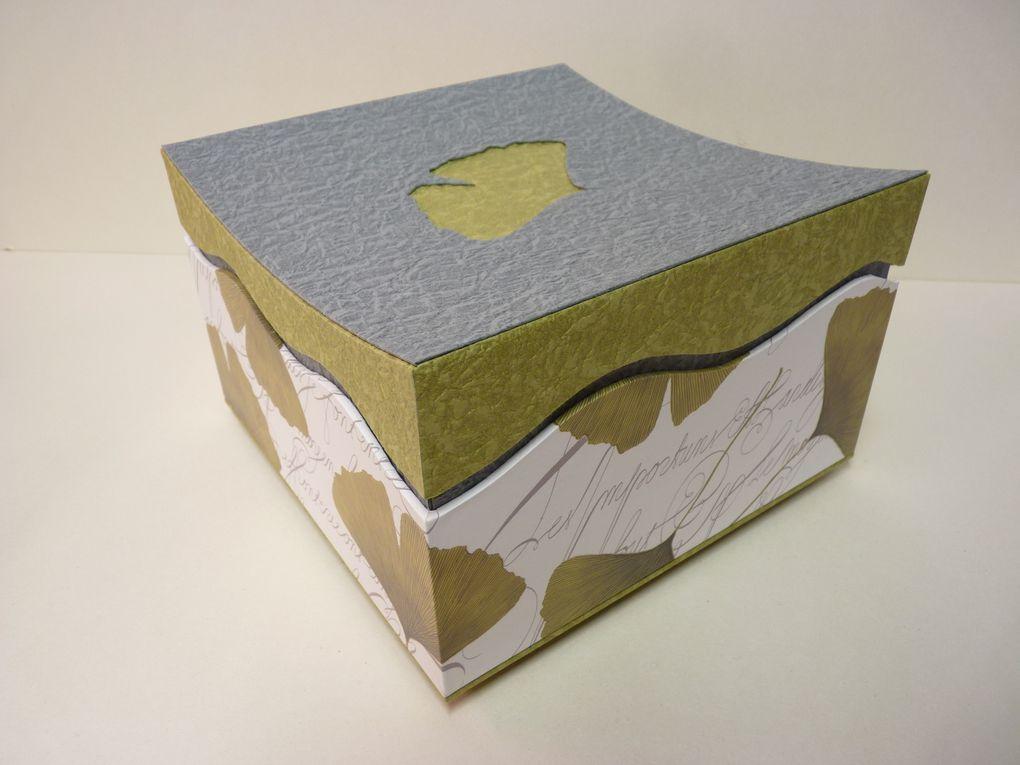 La boîte Évanescente.