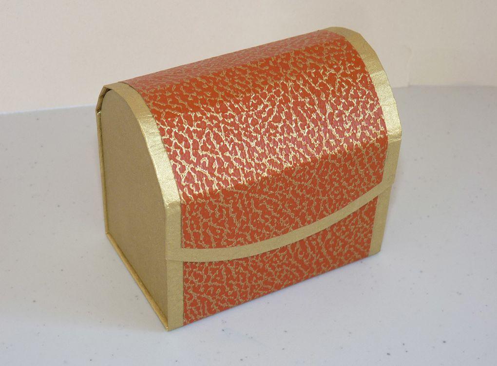 La boîte à chocolats de noël 2014.