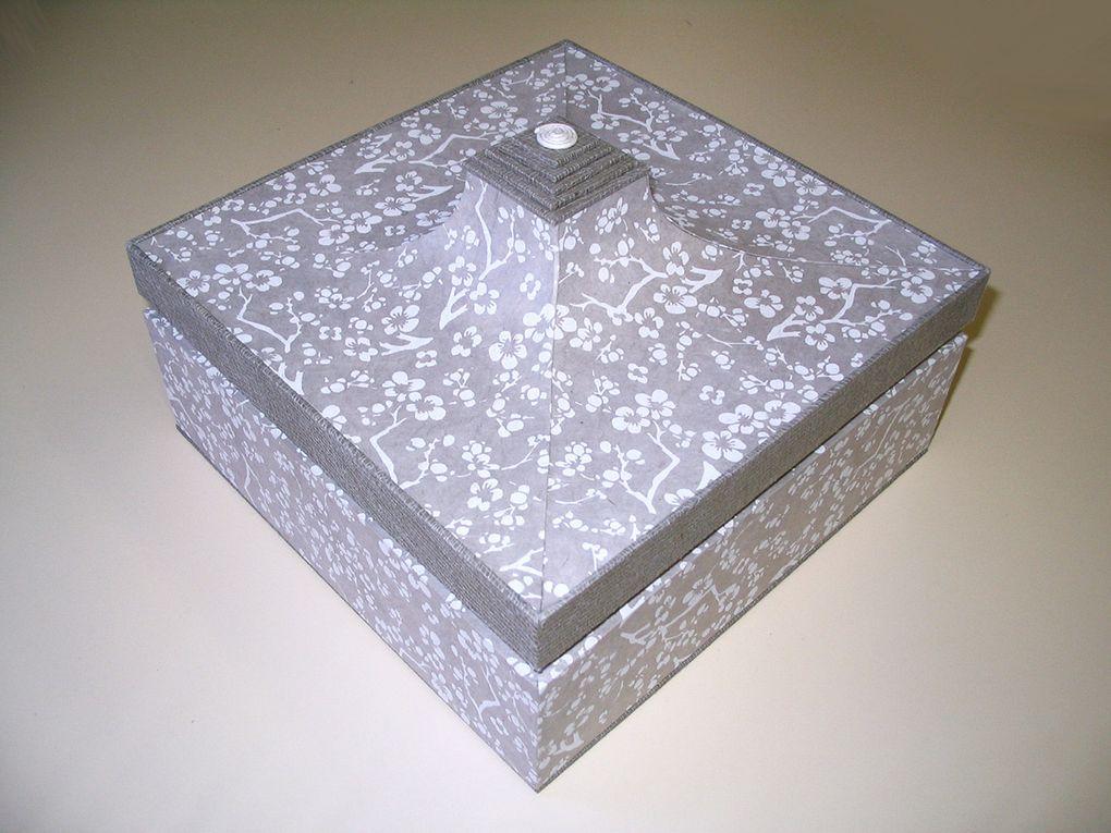La boîte japonaise.