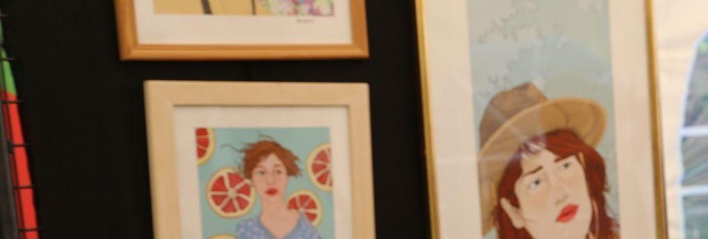 3 artistes / 3 univers : Exposition &quot&#x3B; Juste 3 &quot&#x3B; du 10 au 17 février Villefranche de Lonchat 24610