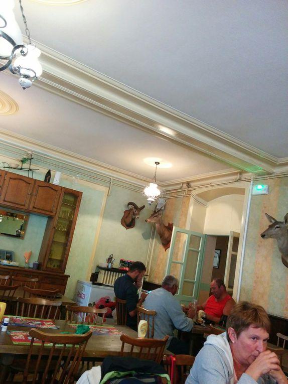 Ste Anastasie à Neussargues, rencontres d'un autre temps