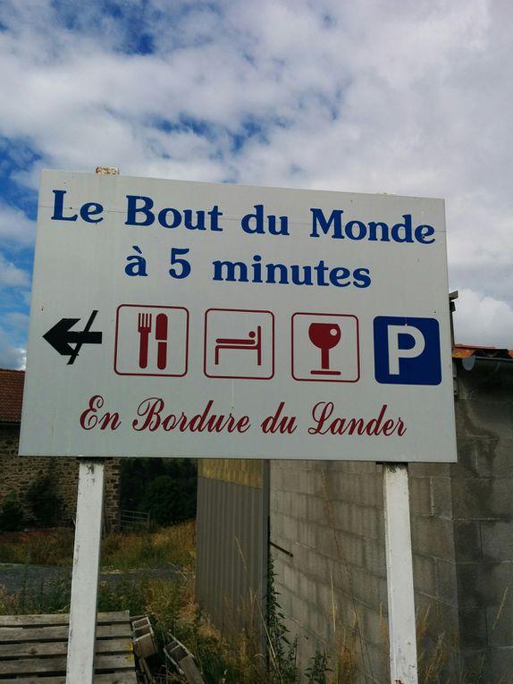 Une dernière étape, un dernier bout de chemin avant Saint-Georges, au Bout du monde !!