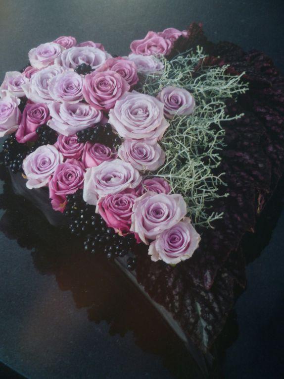 Exprimez vos sincères condoléances avec des fleurs...