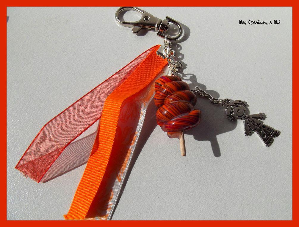 Porte clé ou Bijoux de sac