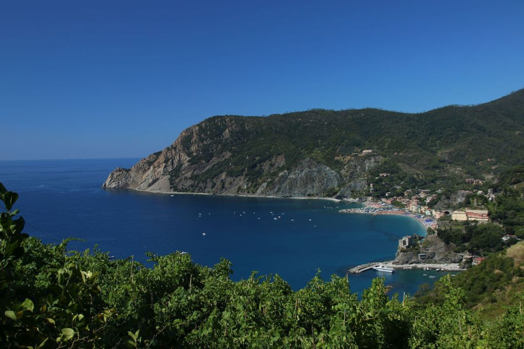 Monterosso, le plus balnéaire