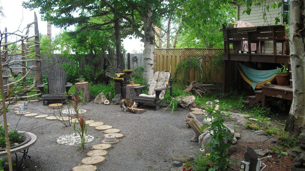 Le jardin Zen !