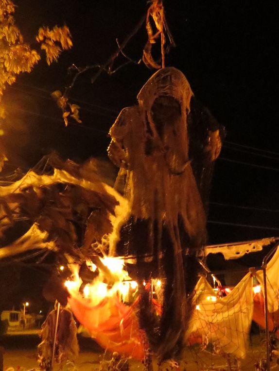 Ma vision de l' Halloween !