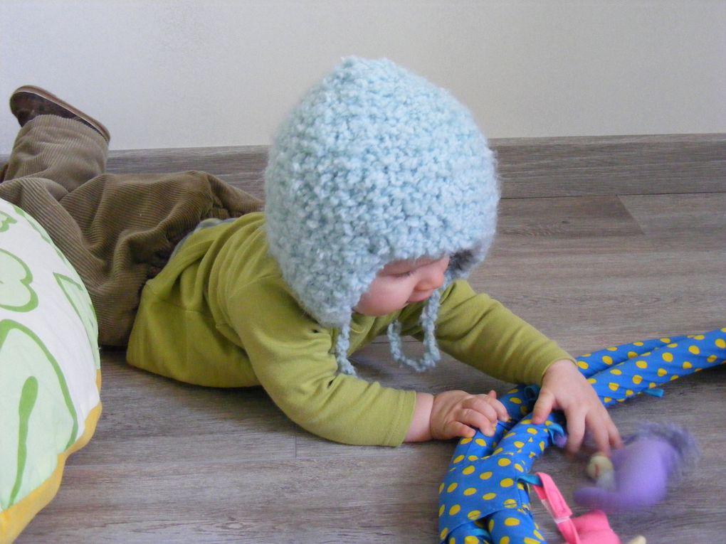 Tricot pour les petits