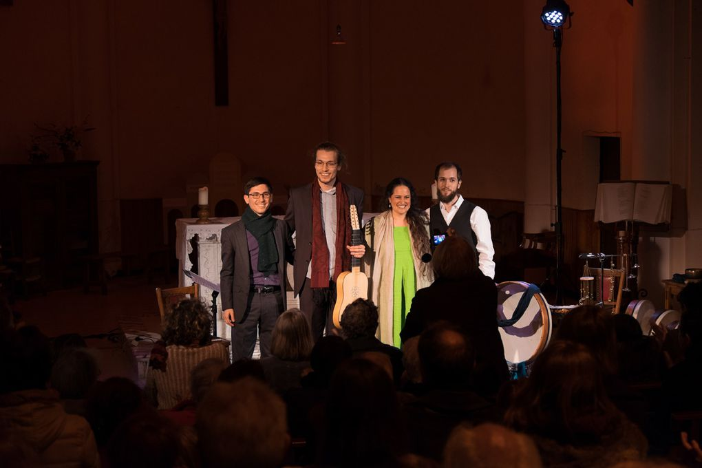 Avec Tehila Nini Goldstein et l'ensemble Sferraina : un WEM de haut vol !