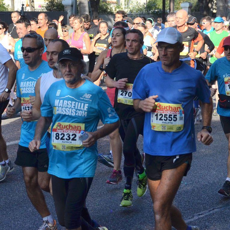 Marseille-Cassis 2014 : Photos de participants (Deuxième Partie)