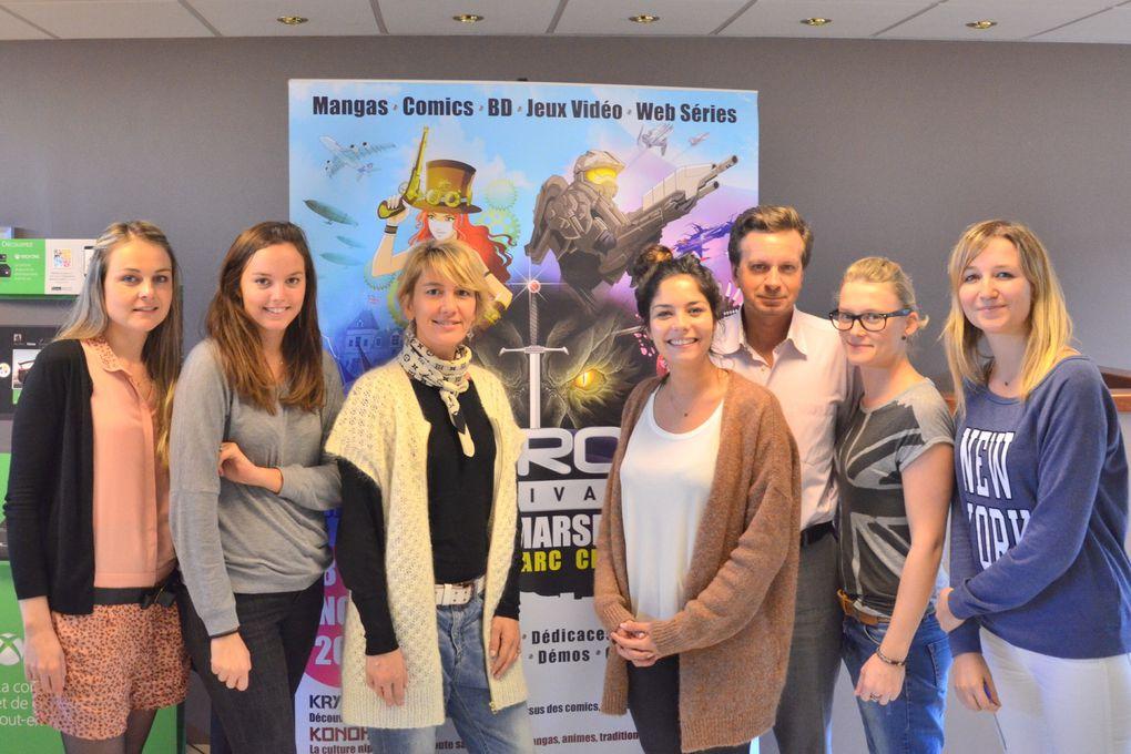 Raje Marseille - Invités 2014 (Septembre-Décembre)