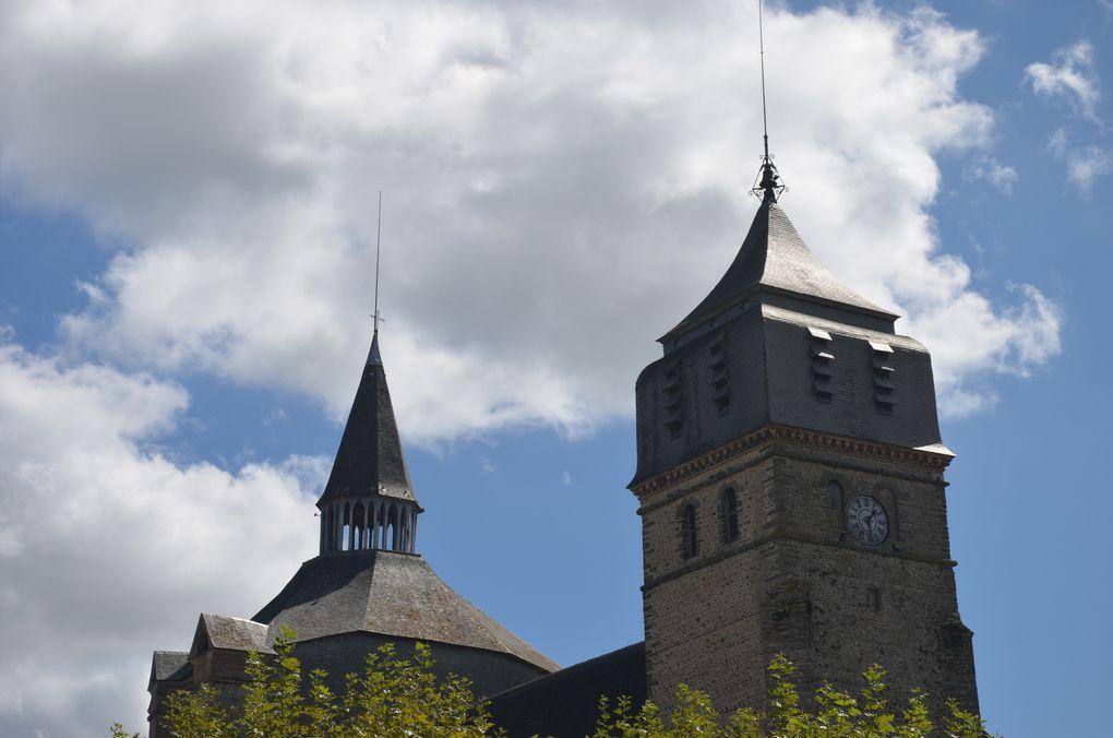 Monument - Hautes-Pyrénées : La Cathédrale d'Ibos
