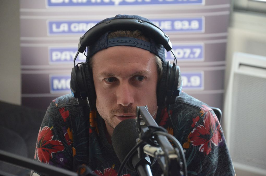Radio Imagine - Photos : Les Shake Shake Go en studio