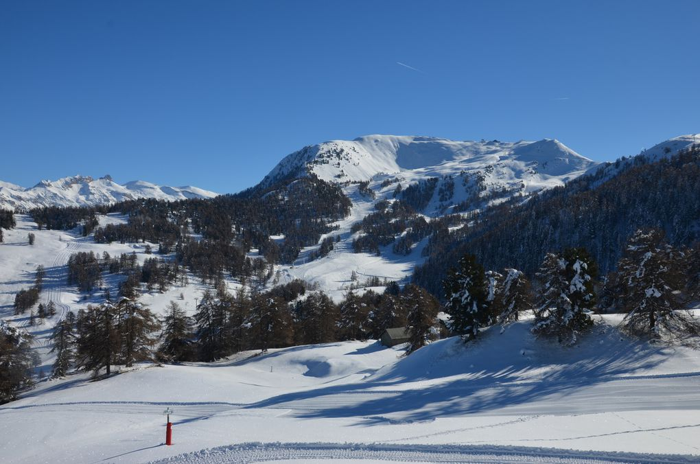 Photos - Hautes-Alpes : Station de Risoul