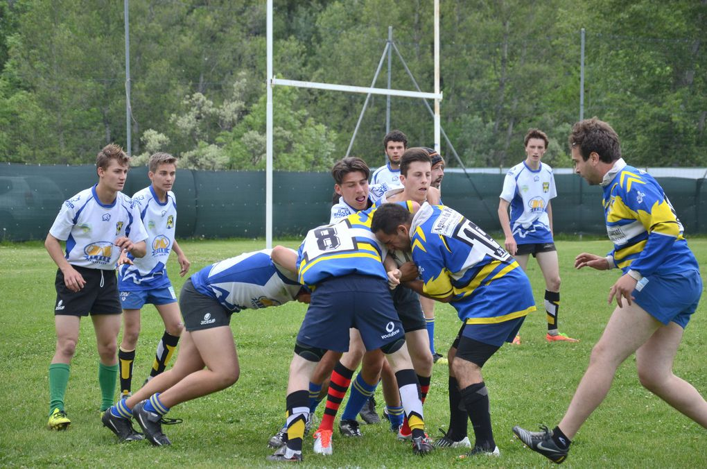Photos - Sports : Fête du Rugby du RC Briançon
