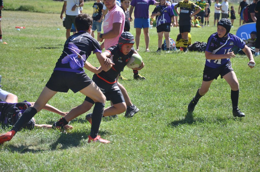 La Provence Les Alpes - Article : Le Rugby Aventure du Rugby Club Queyras
