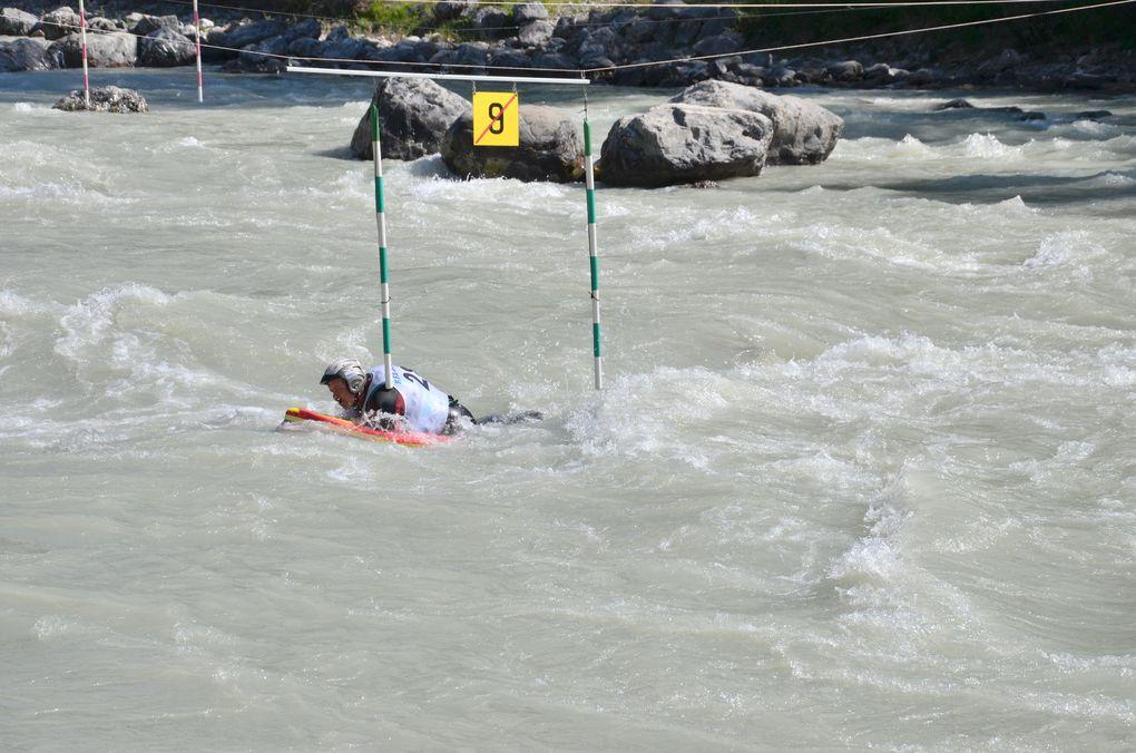 La Provence Les Alpes - Article : Championnat de France de Nage en Eau Vive Slalom 2017