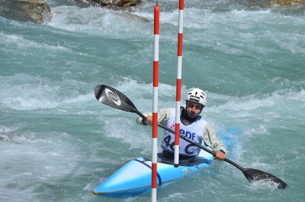 La Provence Les Alpes - Article : Championnats de France de Canoë-Kayak Slalom par Equipe