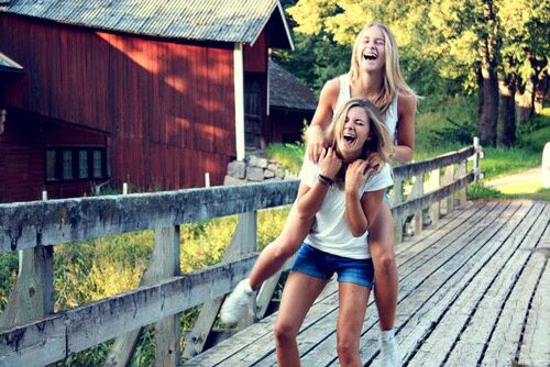 Meilleures amies ❤️