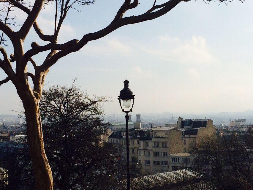 Jour 1 à Paris