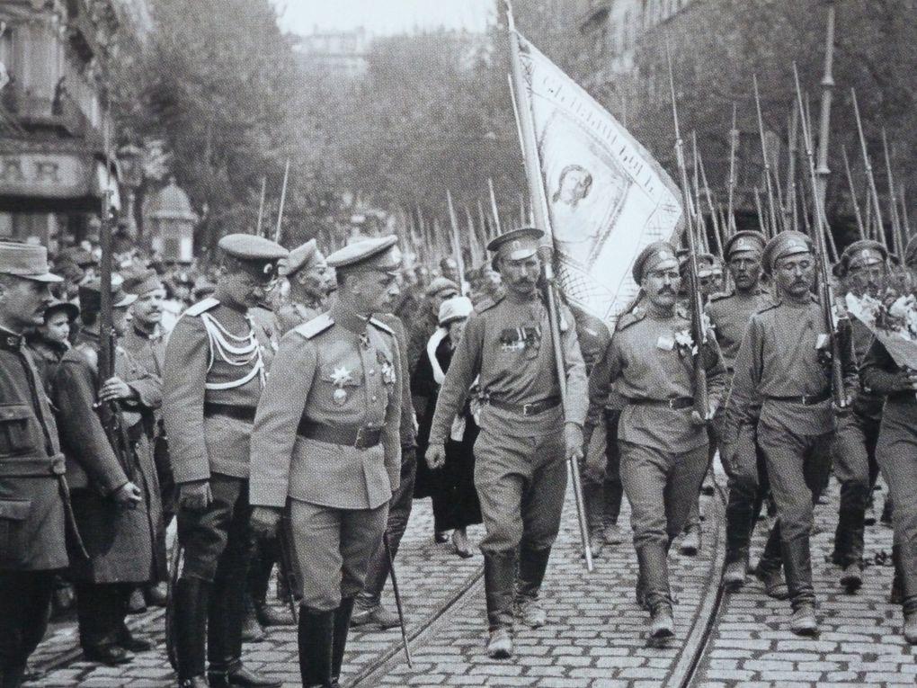Les soldats russes du cimetière de Vanves.
