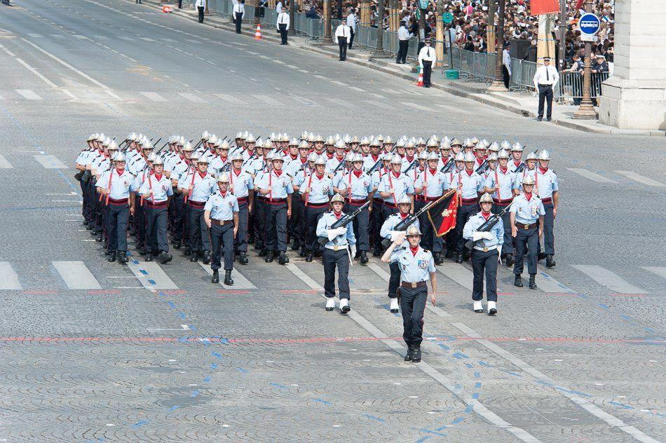 Retour sur le défilé militaire du 14 juillet 2015.