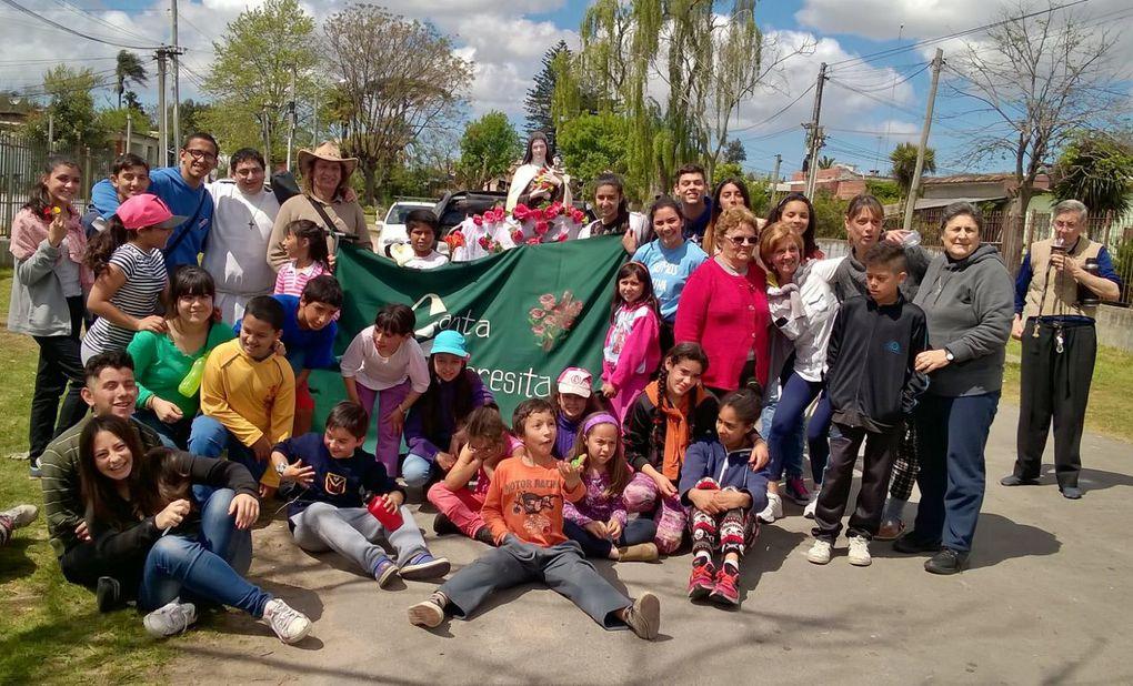 URUGUAY:  FETE ET MISSION