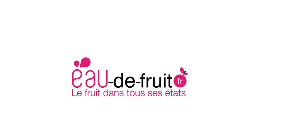 Eau De Fruit nous propose des boissons innovantes et originales...