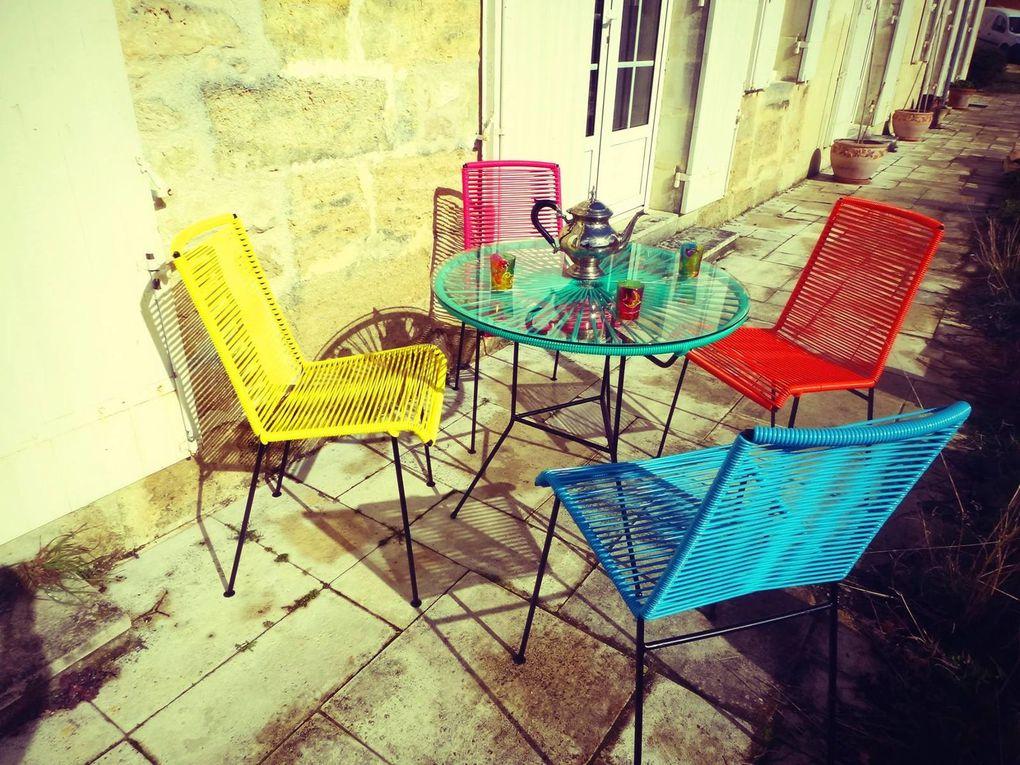 Intérieurs et jardins prennent des couleurs chatoyantes avec Boqa...
