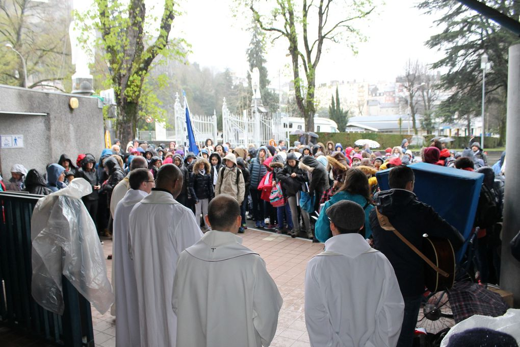 Retour sur le pélé Lourdes 2016