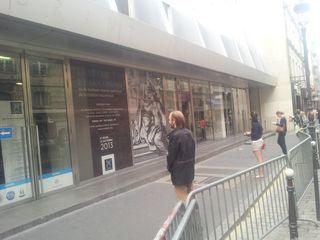 """2014 - Devant Le siège du GODF : 1. Veilleurs debouts - 2. Manifestation des """"Homens"""" - 3. Manifestation du """"Printemps Français"""""""