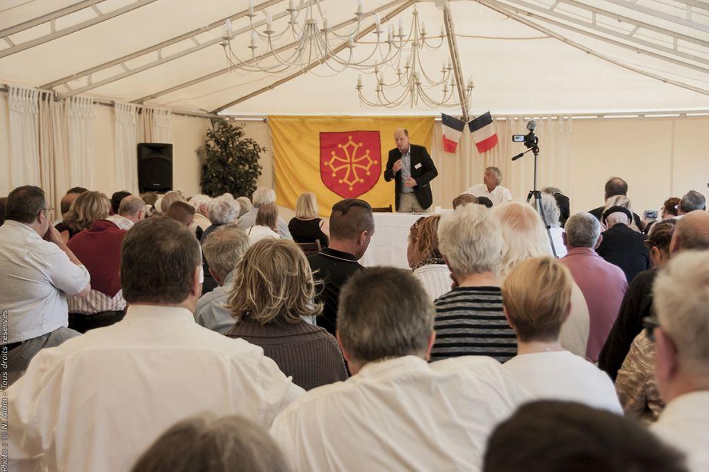Poitiers : réussite totale de la 1ère Rencontre Charles Martel organisée dimanche