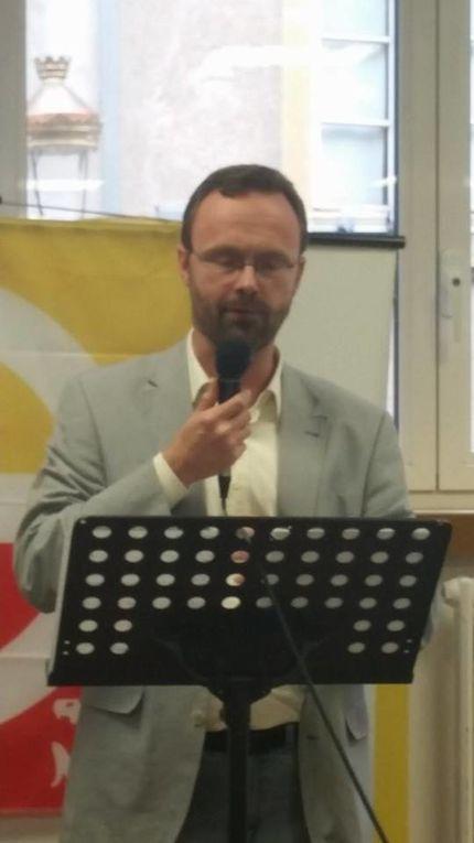Compte-rendu en images de la conférence sur l'identité européenne du 26/09/15 à Metz