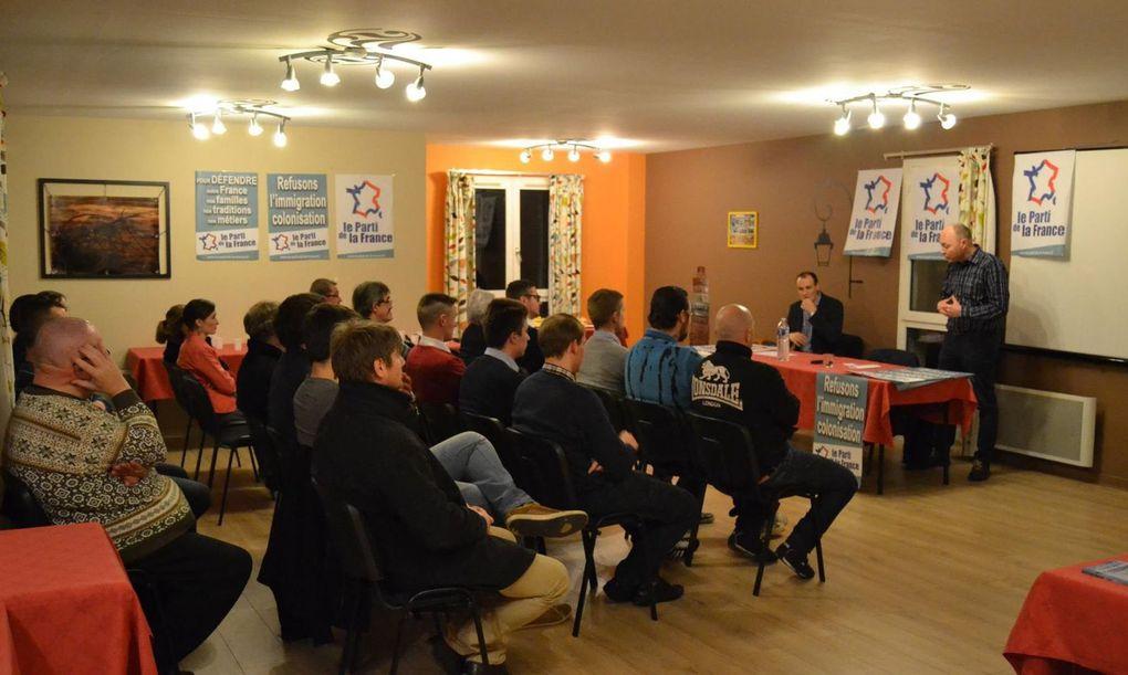 Compte-rendu de la réunion militante à Caen du 29/01/16
