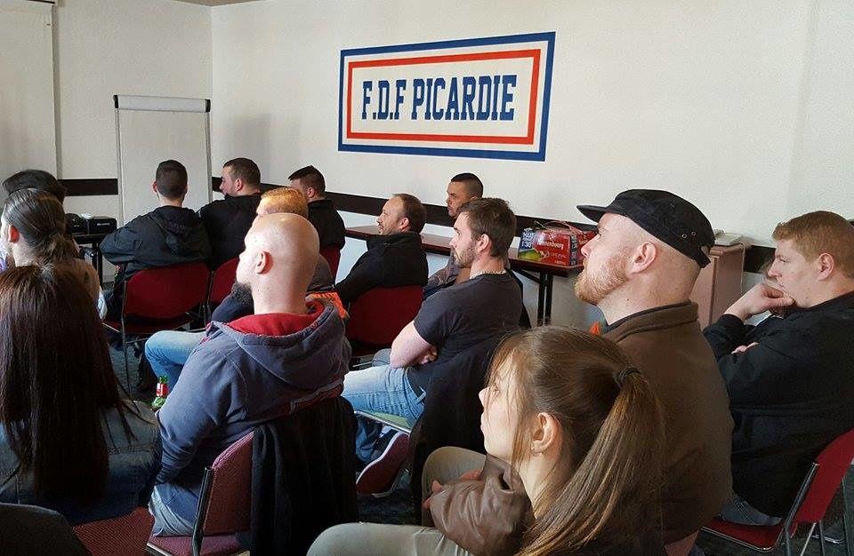 Succès de la 1ère Journée Patriote du Picard Crew à Amiens