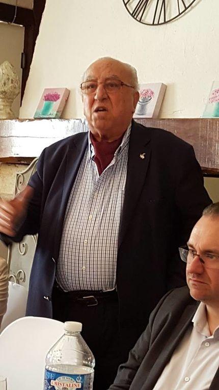 L'unité de la droite nationale autour de Roger Holeindre à Ailly-Le-Haut-Clocher (80)