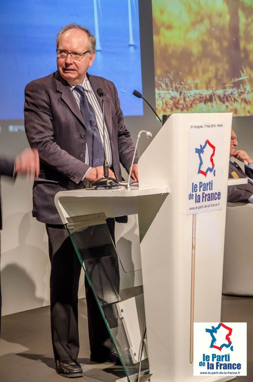 Compte-rendu du 3ème Congrès du Parti de la France
